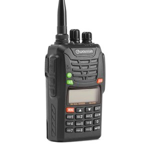 Image 5 - Wouxun KG UV6D デュアルバンド双方向ラジオ 1700 mah バッテリー CE FCC 承認 UV6D KG UV6X UHF VHF アマチュア無線長距離 SOS