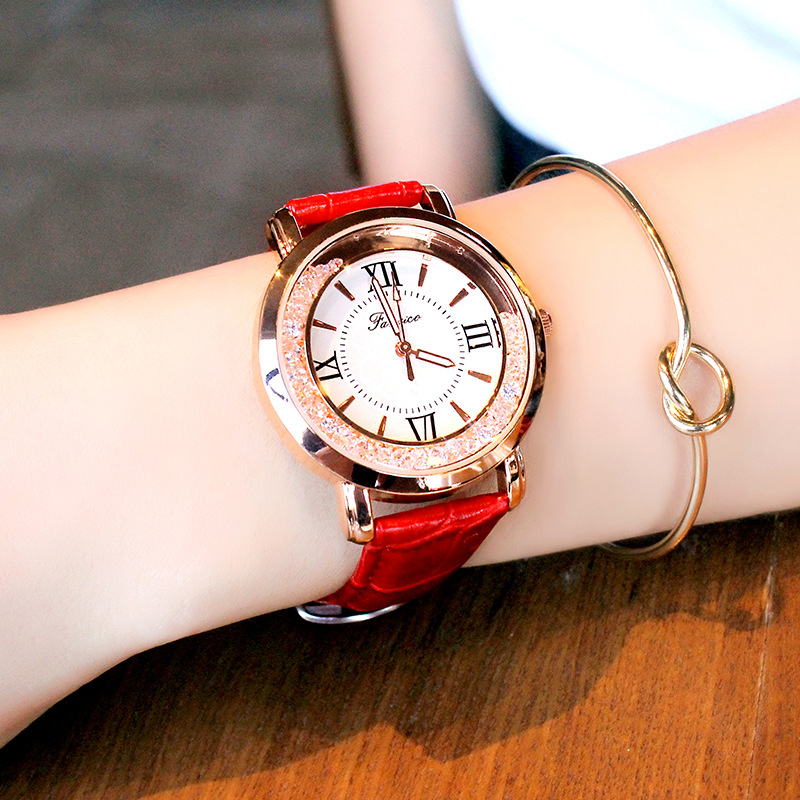 Fashion Watch Luxury Casual Women's Watches Quartz Women Wrist Watch female Ladies Watch bayan kol saati relogio feminino newly design dog pug watch women girl pu leather quartz wrist watches ladies watch reloj mujer bayan kol saati relogio feminino