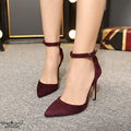 Sexy Pointed Toe Shoes Women Pumps High Heels Platform Shoes Bride Dress Party Wedding Shoes Female Ladies Casual Office Shoes