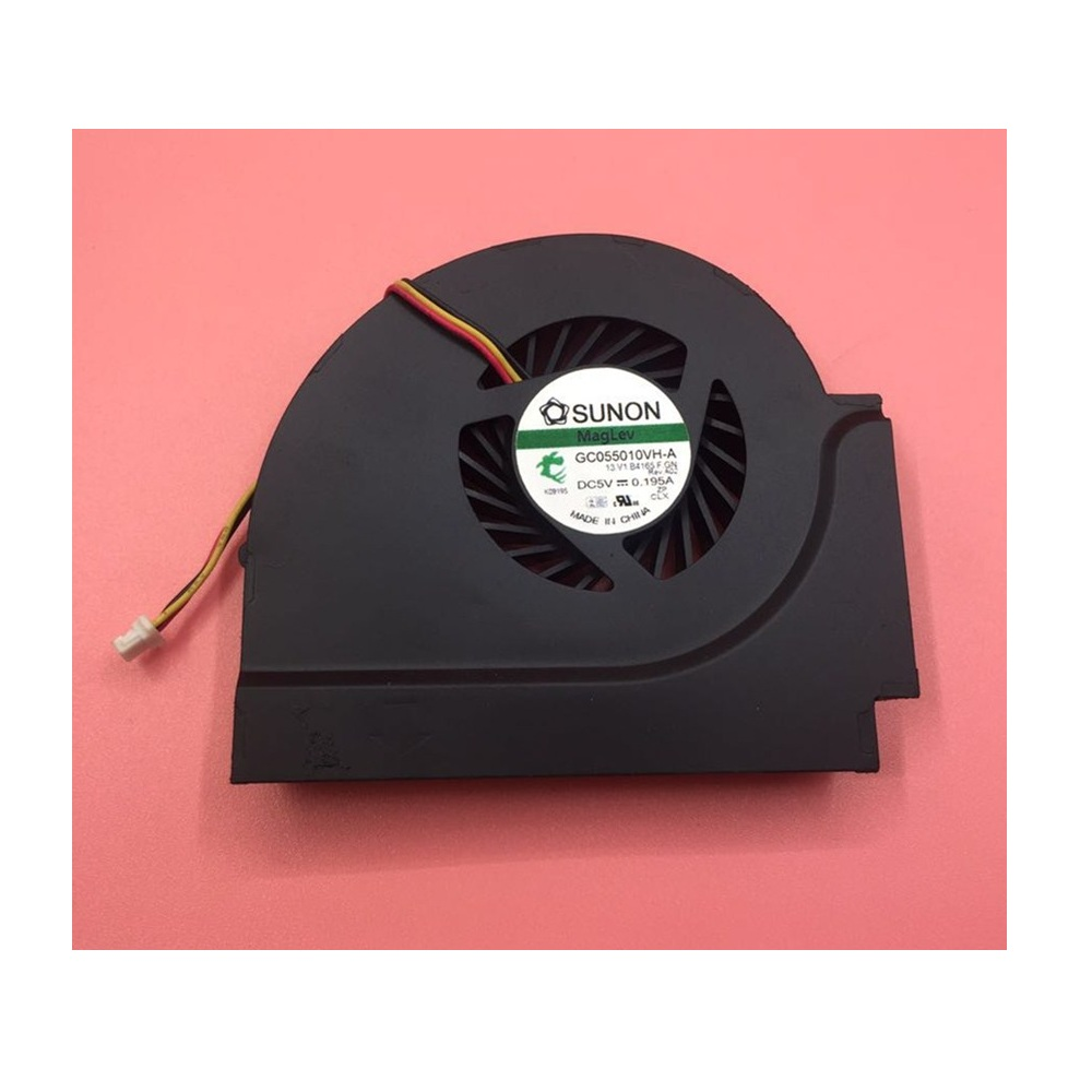 ZB0506AUV1-6A DC5V 0.38A 3Pin For Lenovo IBM Thinkpad T510 W510 Cooler Fan ...