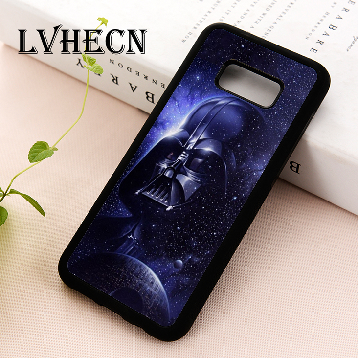 Cellphones & Telecommunications Aspiring Lvhecn Tpu Phone Case Cover For Samsung Galaxy S5 S6 S7 S8 S9 S10 Edge Plus S10e Note 5 8 9 Darth Vader Death Star Wars Space Curing Cough And Facilitating Expectoration And Relieving Hoarseness