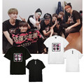 Album Cover Kpop children Bangtan same letters Printing Summer T fans Bts O neck short sleeve T T k k-pop pop tees