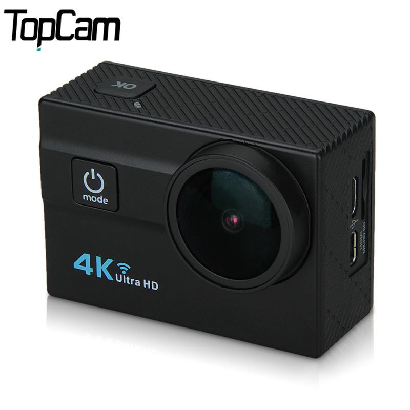 Prix pour 4 K Caméra Q6H 2 Pouce LCD 16MP H.264 173 Objectif Grand Étanche D'action DV Wifi Action Sport Caméra