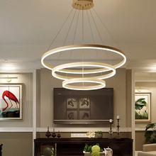 modern led gold pendant light fixtures with remote control kitchen living room loft hanging ring lamp decor home lighting 220v Modern Ring Led Pendant Light Fixture With Remote Control Kitchen Dining Room Loft Style Hanging Lamp Lustre Decor Home Lighting