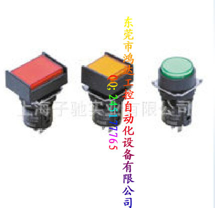 New Button Switch M16-TG-24D Warranty For One Year