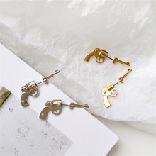 Creative contracted exaggerated shape fashionable unique individuality creative stud earrings wholesale