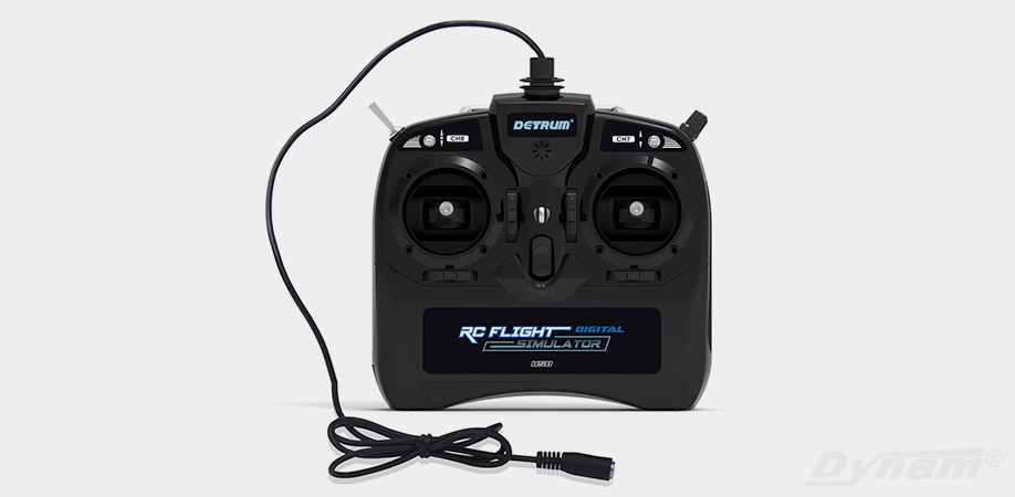 Dynam Fms Usb Rc Flight Simulator Adapter Cable For Futaba Jr Esky Helicopter Fms01 Dynam Rc Hobby Co Ltd Holiday Presents