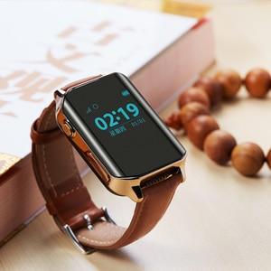 Image 3 - A16 smartwatch z lokalizatorem gps inteligentny zegarek gps lokalizator dla starszych odnalezienia lokalizacji biura pulsometr, zegarek obsługa karty sim D100