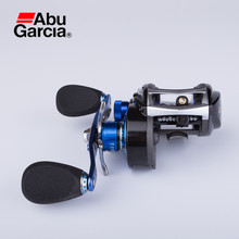 Abu Garcia REVO3 INS III 6+1BB 7.1:1 226g/9kg Baitcasting Reel RightHand Water Drop Wheel Fishing Accessories Lure Fishing Reels