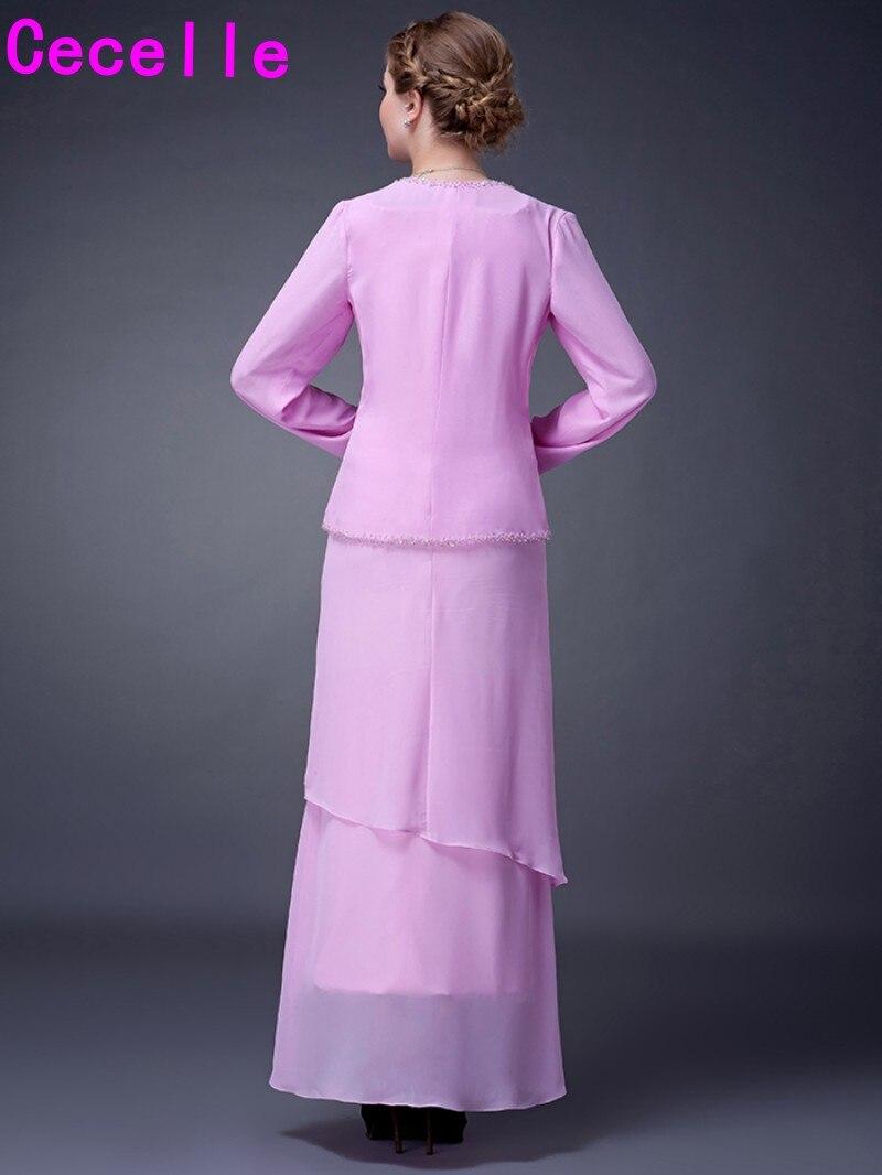 Perfecto Vestidos Con Gradas Para La Madre De La Novia Colección ...