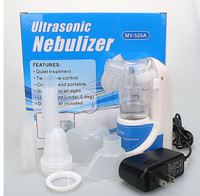 Health Care Asthma Inhaler Mini Automizer Children Care Inhale Nebulizer 110V 220V Home Ultrasonic Nebulizer With
