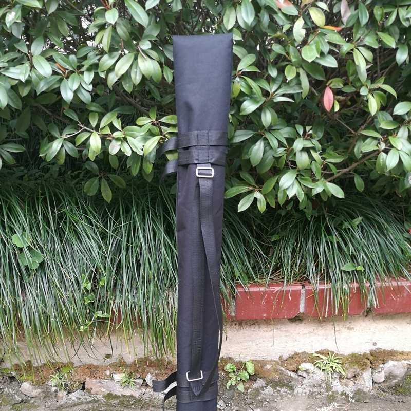 Di alta qualità Oxford tela tai chi spada sacchetto di nuovo tipo impermeabile kendo Cavalleresco uomo arti marziali coltello Di Bambù katana spade borsa