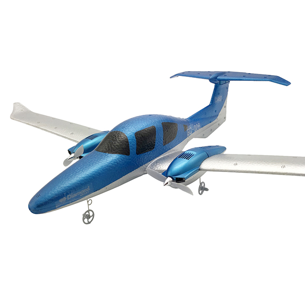DIY Fixed Wing EPP RC Plane Foam Remote Control Aircraft GD006 Toy Christmas Gifts For Children Boys Toys RC Airplanes Gliders 2017 new big fixed wing rc glider fx818 2 4g 4ch 48cm up to 200m epp material 25 40min anti fall rc plane aircraft toy vs f939