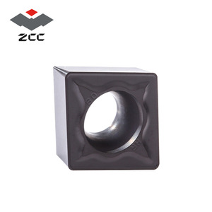 Image 5 - 10pcs/lot ZCC.CT promotional turning carbide inserts CCMT CCMT060204 CCMT09T304 CCMT120408 CNC turning tool for steel cast iron