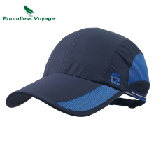 Boundless Voyage Unisex Polyester Cotton Dad Hat Ultralight Waterproof Hat Outdoor Baseball Sports Hiking Climbing Cap BVH01