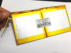 3.7v 8000mAh 3296192 For Teclast X98 air 3G P98 3G Tablet PC Battery 3 wire X98 X98 AIR p98 X98 P98HD P98