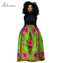 African java 100% cotton dashiki print clothing wax cloth summer bust skirt