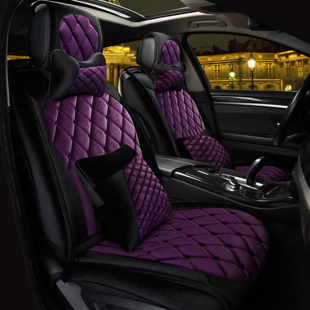 3D Sport Car Seat Cover Car-Coves,Car Styling For Toyota Camry 40 Corolla RAV4 Verso FJ  ...