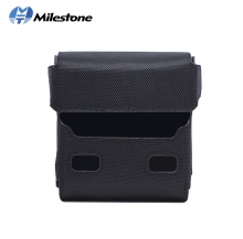 Milestone Cases for Thermal Bluetooth Printer MHT-P8001 Mobile Case Light Black Free Shhipping