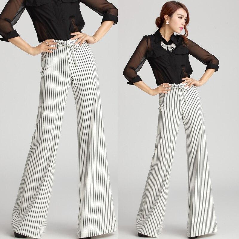 Online Get Cheap White Formal Pant Wide Leg Pant -Aliexpress.com ...