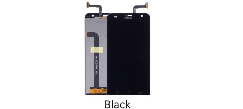 ORIGINAL 5.5 for ASUS Zenfone 2 ZE551KL LCD For ASUS Zenfone 2 Laser ZE550KL LCD Display Touch Screen Digitizer (1)
