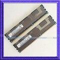Пожизненная Гарантия Для Hynix 8 ГБ 2x4 ГБ PC3-10600R DDR3 1333 МГц CL9 ECC REG Памяти Registered 240-контактный RAM 2x4 Г