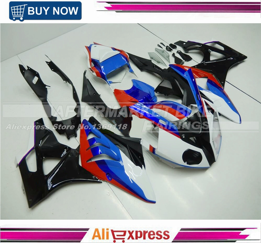 Offficial Safety Bike Moto-GP Design S1000RR 2009 10 11 12 13 14 Years Injection Molded Fairing Bodywork For S1000RR HP4 цена и фото