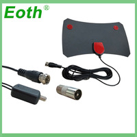 טלוויזיה אנטנה Eoth TVFox TVSurf מקורה HDTV טלוויזיה דיגיטלית Surf פוקס Active אנטנה מגבר כבל רדיוס Antena DVB-T DVB-T2 VHF UHF Antenas (4)