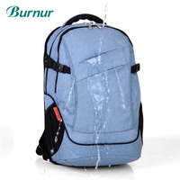 Original 15 6 17 3 Inch Burnur Laptop Bag Anti Theft Waterproof Backpack Travel Bag Unisex