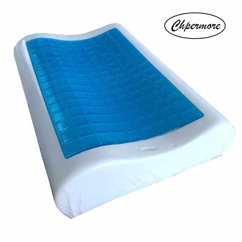 Chpermore 100% Memory foam Pillow Orthopedic Neck Pillows Slow rebound Health Pillow for Sleeping high quality