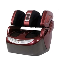 Foot massage Leg massager foot thigh calf full package air heating touch leg foot massage machine