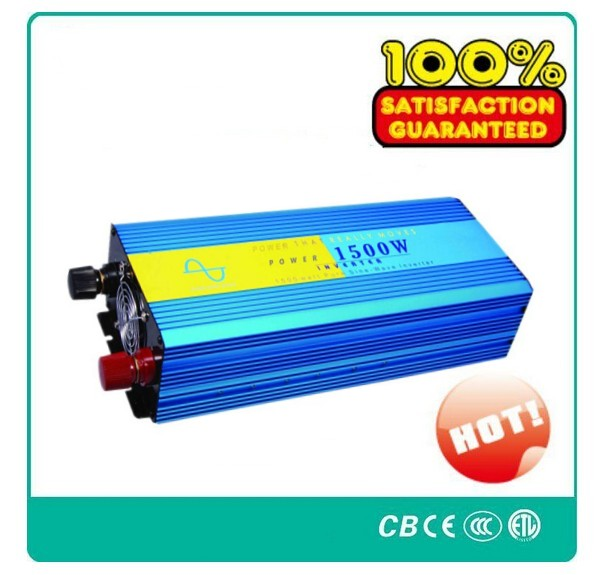 pure sine wave inverter 1500W max 3000W DC 24V AC 220V off grid power inverter! CE & ROHS standard ! Brand NEW ! ce rohs approved factory price off grid 600w truck inverter pure sine wave 12v 24v 48v to 110v 220v 230v truck inverter