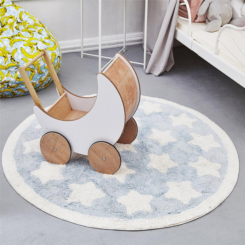 Play Mats Toys Rugs Crawling Surface Carpet Developing Children Game Pad Kids Cotton Blanket Floor Room Decoration Baby