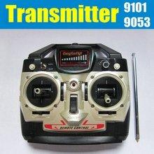 Transimitter Télécommande (27 M) pour Double Cheval 9101 RC hélicoptère DH9101 pièces de rechange