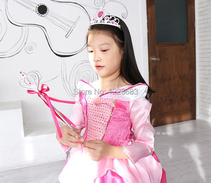 Childrenu0027s Costume For Girls Kids Cosplay Cartoon Movie Princess Aurora Dress Aurora Costume-in Girls Costumes from Novelty u0026 Special Use on Aliexpress.com ...  sc 1 st  AliExpress.com : toddler aurora costume  - Germanpascual.Com