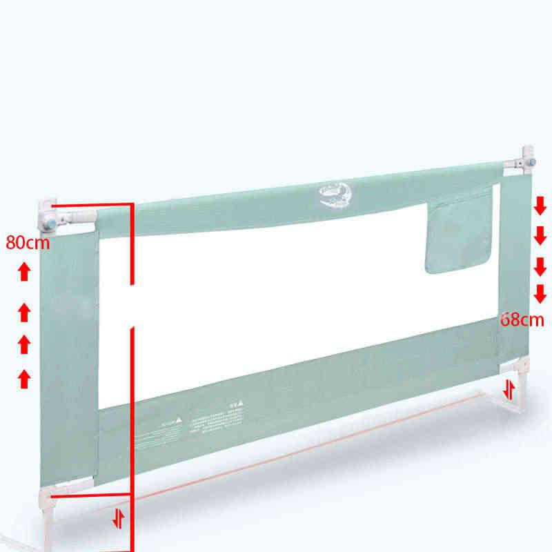 1 шт. вертикальное подъемное ограждение для кровати забор для детской кровати небьющаяся кровать защитный барьер для детской кровати перегородка детский манеж