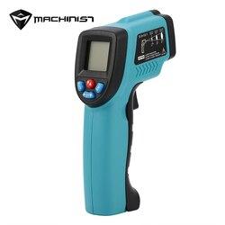 Termómetro infrarrojo portátil sin contacto GM550 termómetro infrarrojo termómetro electrónico pistola de temperatura láser