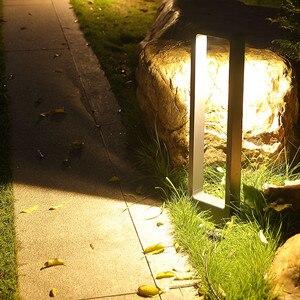 Image 4 - Thrisdar IP65 уличный садовый светильник, газонный светильник, праздничный пейзаж, газонный столб, светильник, вилла, проходной, Walkway, светильник