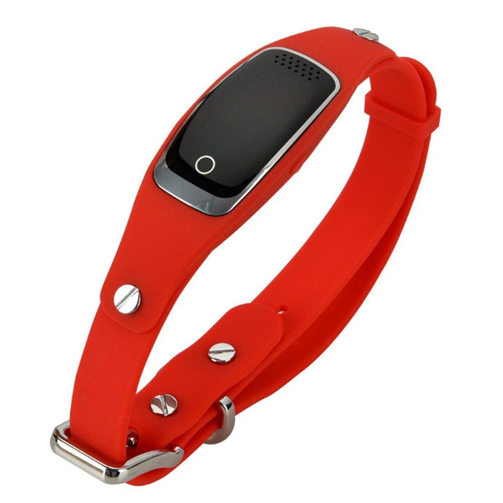 Mini impermeabiliza silicio mascotas GPS GSM GPRS perseguidor en tiempo Real localizador GPS + LBS + WIFI ubicación para perro gato seguimiento Geofence