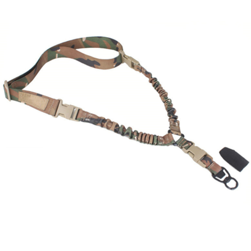 Tactical Gun Sling One Point Slings/Delta Nylon Hunting Army Equipment Airsoft Paintball Gun Bungee Sling with Free Shipping