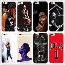 DK Derrick Rose Minnesota new hard phone case cover for iPhone 11 Pro Max 6 7 8plus 5S X XS XR XSMax For Samsung s9 s8plus s7 s6