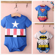 Toddler Kids Baby Boy Infant Cotton Outfit Jumpsuit Romper Clothes Kids Clothing