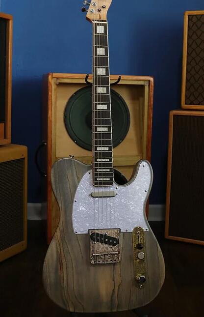 Livraison gratuite top qualité guitare gotoh tuner cheville à la main aux ETATS-UNIS custom shop tele style guitare électrique