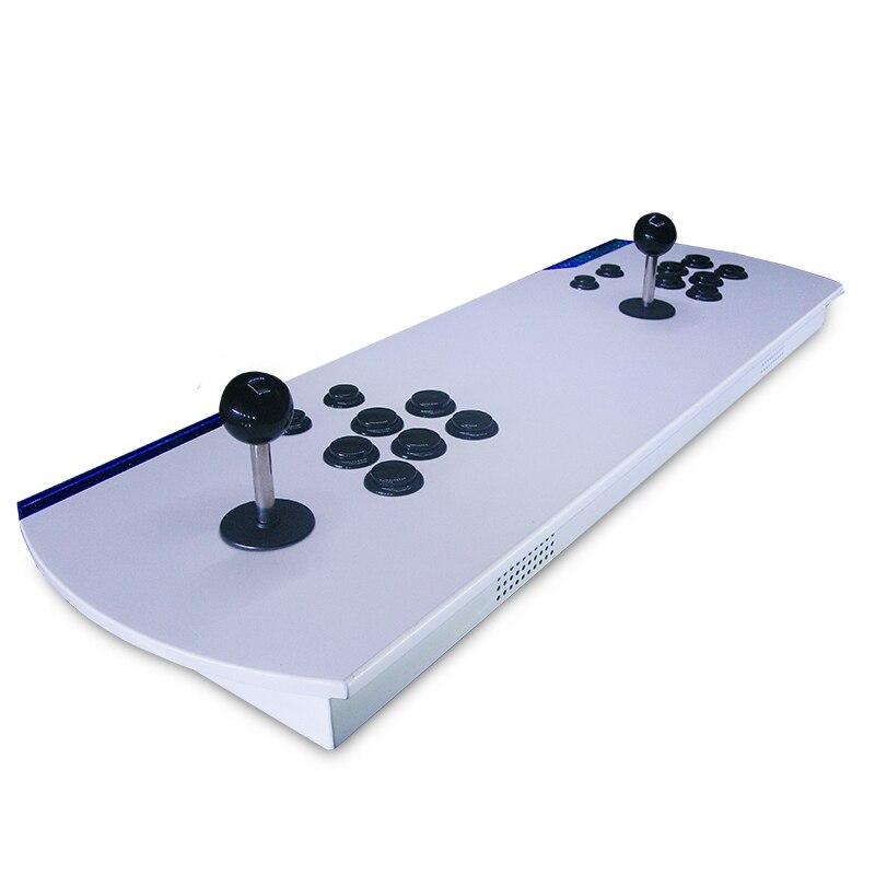 2PCS 1388 arcade video game in 1  TV jamma arcade stick game console with pandora box 6 Arcade button joystick