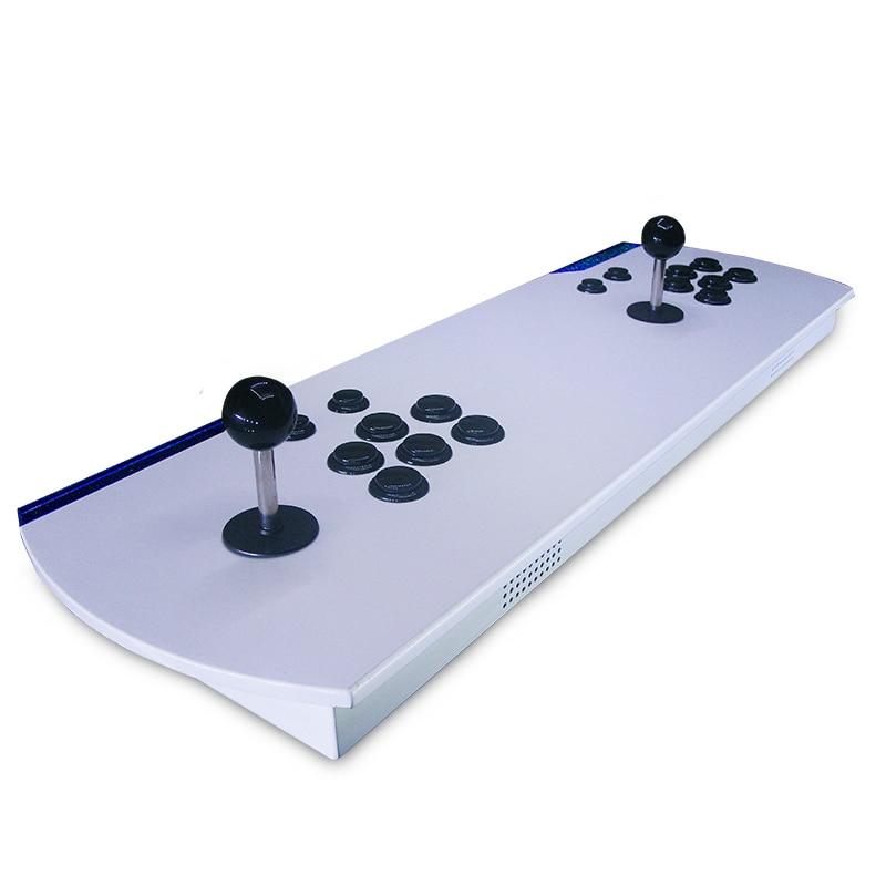 2 шт. 1388 аркадные видео игры в 1 ТВ дёамма Аркады stick игровой консоли с pandora box 6 arcade кнопку джойстика