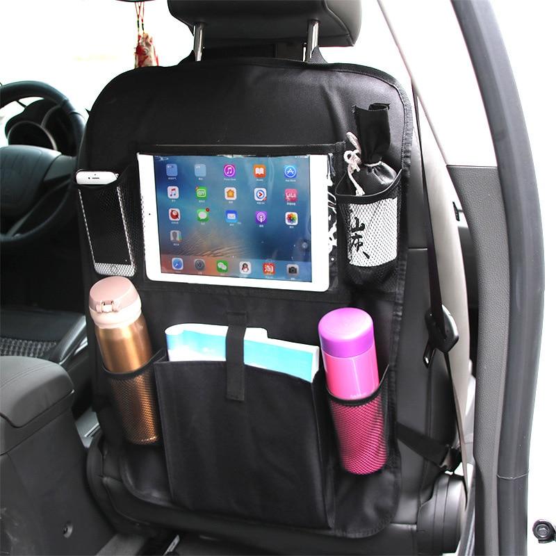 Car Organizer Auto Back Bags Vehicle for iPad Case Automobile Storage Bag