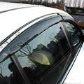For Nissan Qashqai J11 2015 2016 Side Window Visor Vent Shades Sun Rain Deflector Guard Awnings Protector Car Styling Accessory