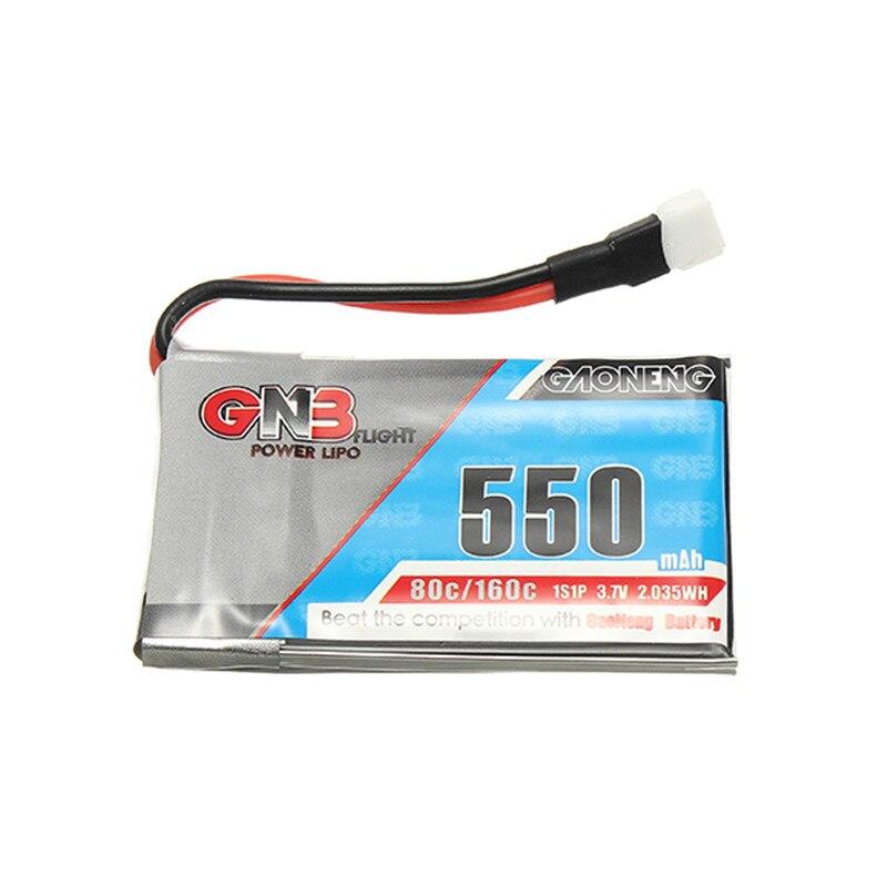 Gaoneng GNB 1S 3.7V 550mAh 80C Lipo