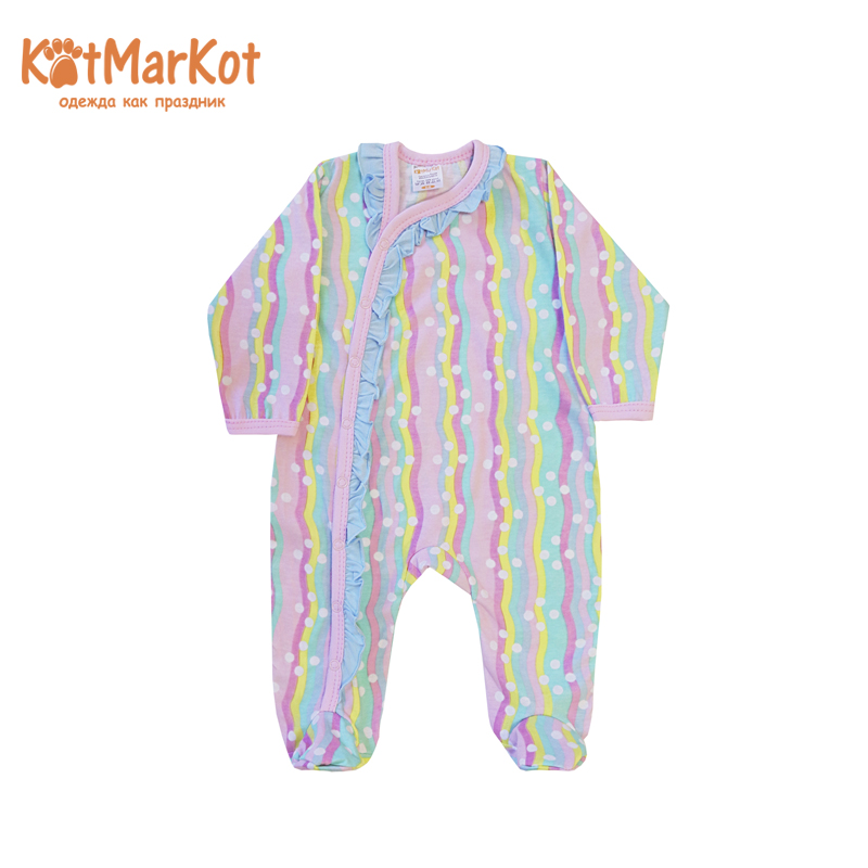 Jumpsuit for girls КОТМАРКОТ 6792 jumpsuit for girls котмаркот 76402