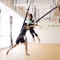 Эластичная воздушная Йога fly пояса для йоги веревка качели multifunction анти Гравитация сопротивление Обучение Фитнес Бодибилдинг для спорта